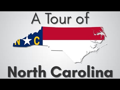 North Carolina: A Tour of the 50 States [12]