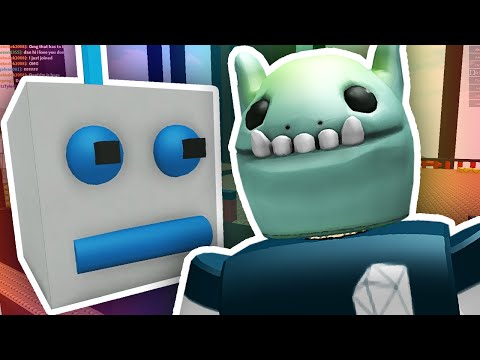 CREATING A MONSTER!! | Roblox