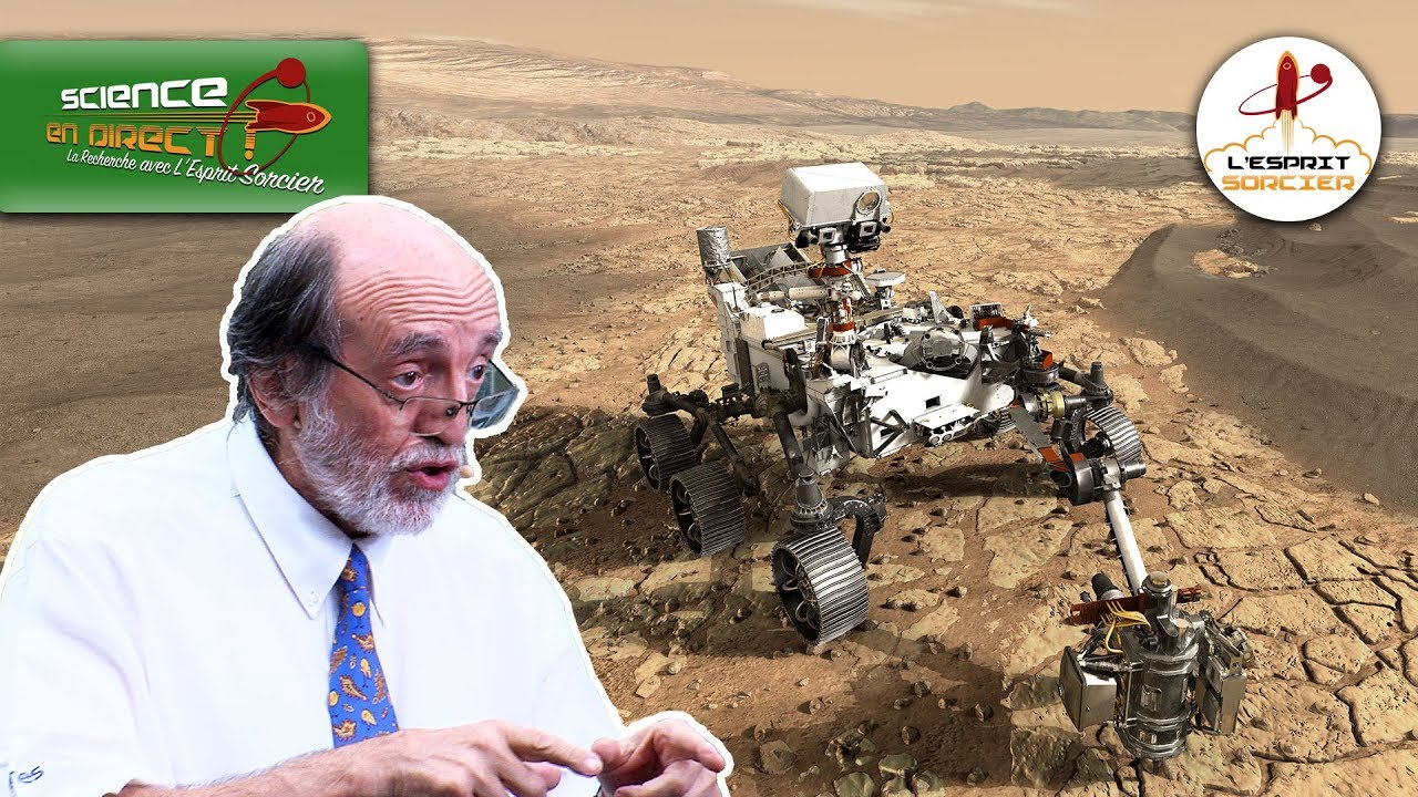Mars Attacked! | Michel Viso - Science En Direct
