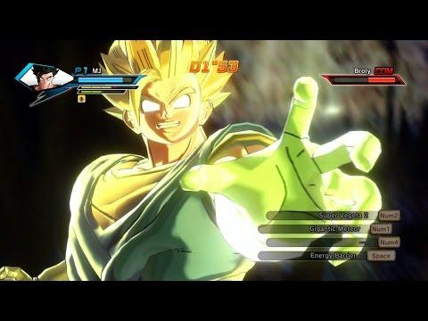 Dragon Ball Xenoverse CaC Mods- Majin Sign / Bardock's Bandana / LSSJ Broly  Eyes - playithub com