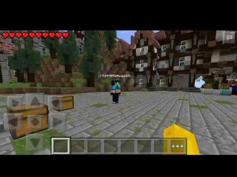 minecraft pe build battle server ip and port