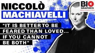 "Niccolo Machiavelli: ""It is Better to Be Feared Than Loved... If You Cannot be Both"""