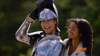 Power Rangers Dino Charge - Sync or Swim - Ivan the Knight