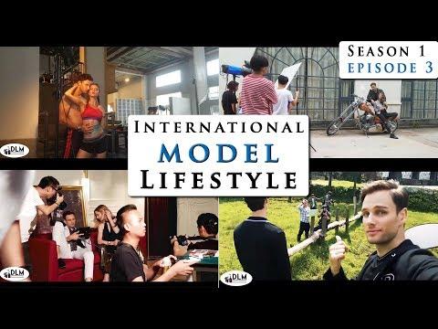 Male Model Photoshoot Burnout (Model Lifestyle: Episode 3)