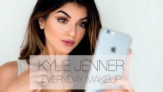 Kylie Jenner Everyday Inspired Makeup
