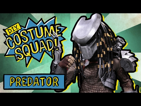 Make Your Own Predator Costume - DIY Costume Squad