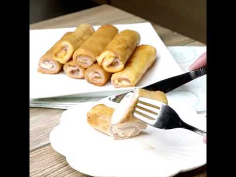 Home Foodie Bites - Ham Cheese Roll