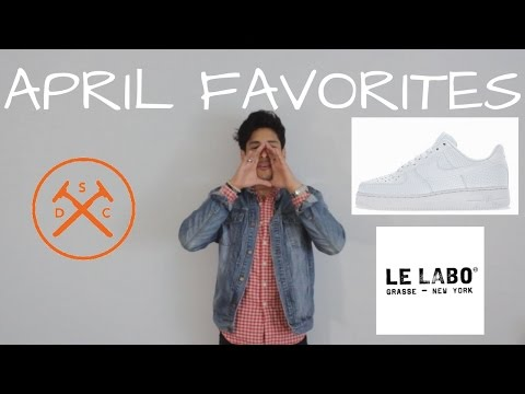 April Favorites | Air Force Ones and Jewelry