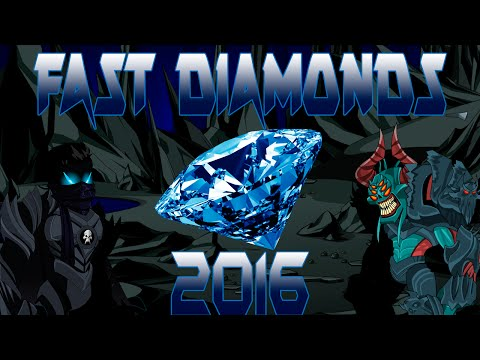 =AQW= Fastest way to get Diamonds of Nulgath!! 2016