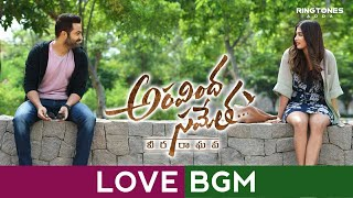 Aravinda Sametha BGM - Ringtone | Aravinda Sametha Love BGM | Telugu Latest Ringtones Download