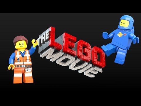 The LEGO Movie - FULL Review