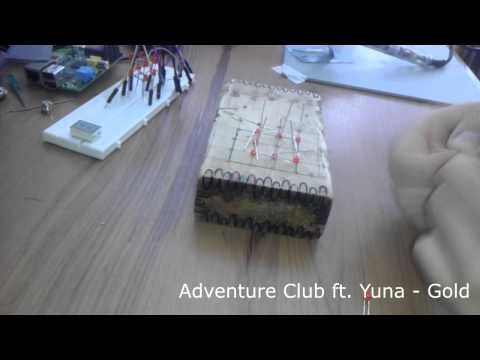 Raspberry Pi LED 3x3x3 LED Cube [Tutorial]