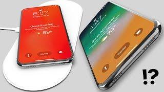 Apple's Insane Future iPhones! + 2018 iPhones Leaks