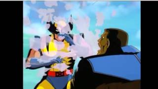 Wolverine vs Nasty Boys