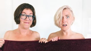 Hannah vs Hannah: $20 BFF Outfit Shopping Challenge!