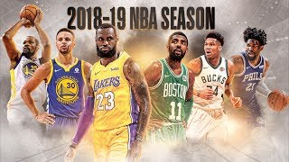 NBA 2018 Opening Night and Christmas Day Schedule!