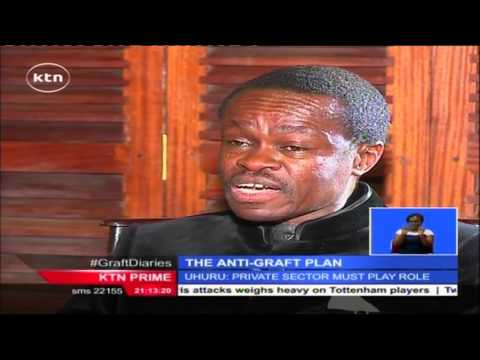 One on one: President's decision endorsement by former Kenya's Anti-Corruption Chief PLO Lumumba