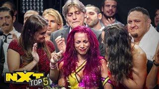 Emotional NXT farewells: NXT Top 5, Aug. 25, 2019