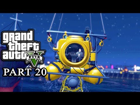 GTA V Gameplay Walkthrough Part 20 Mission Tow Truck, Boiler Suits And The Merryweather Heist