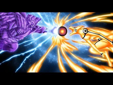 [SFM] Naruto Shippuden Final Battle: Naruto vs Sasuke Part 1 - Short Film