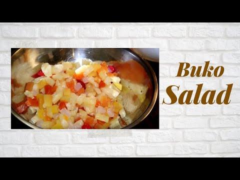 Buko Salad  (Quick and Easy)