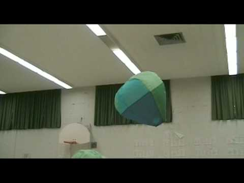 tissue paper hot air balloons2