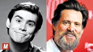 Jim Carrey From 1 To 55 Years Old
