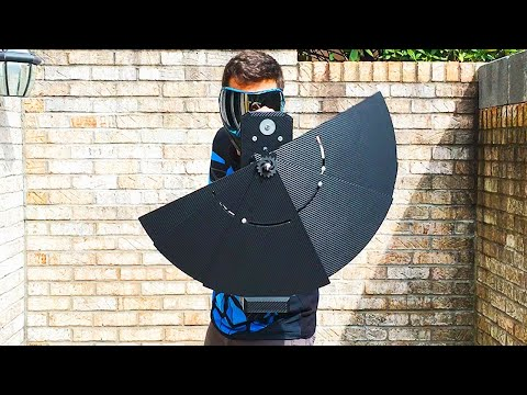Ironman Deployable Riot Shield v2 Percy Jackson Inspired - (PROTOTYPE)