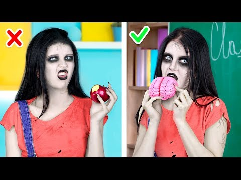 Xxx Mp4 9 Zombie Food Recipes What If Your BFF Is A Zombie 3gp Sex