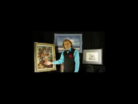 Secrets of Picking Valuable Art At Thrift Stores