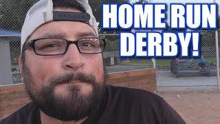 BEST HOME RUN DERBY EVER!   On-Season Softball League