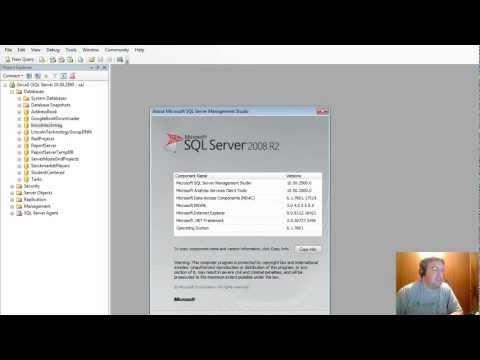 MS SQL Server 2008 R2 Backup Database - Basics