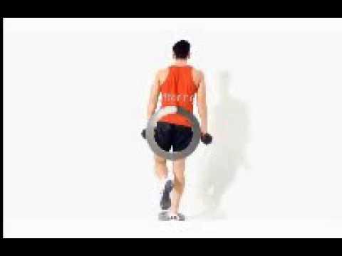 Stronger calf muscle exercises || On-Leg Toe Raises