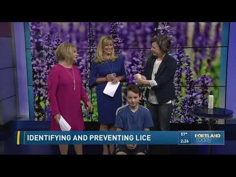 Identifying and preventing lice