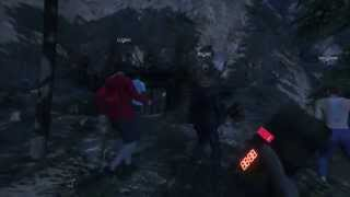 GTA 5 Next Gen Secret Tunnel! GTA 5 Online Funny Moments & Skits 1