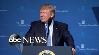 Trump switches position on health care subsidies