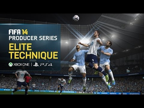 FIFA 14 - Xbox One, PS4 - Elite Technique and In-Air Gameplay - Producer Series