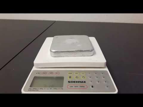 Determine Metal Purity - Density Measurement