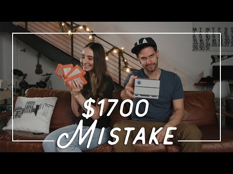 Our $1700 Mistake