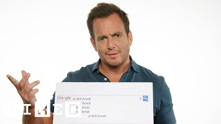 Will Arnett Answers the Web