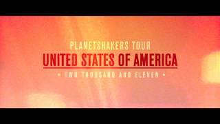 USA TOUR DOCO // PLANETSHAKERS