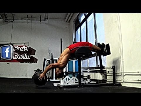 2 Best Core Abs Lower Back Workout For MMA & UFC Fighter   Get Ripped Like a Fighter   Farid Berlin