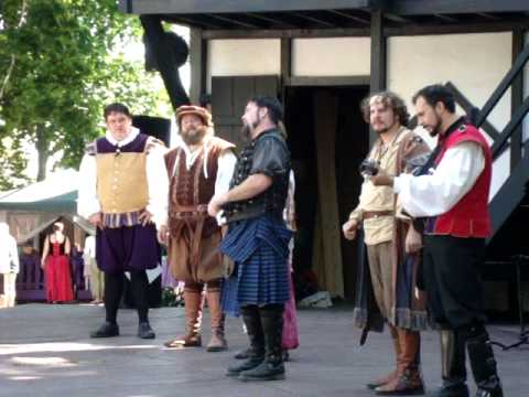 Rakish Rogues & Brody - The One I Love the Most - PA Renfaire - 9/18/10