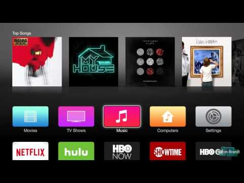 How to Stream Media from iTunes to Apple TV