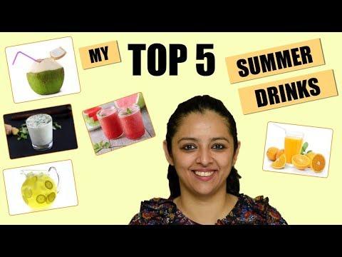 MY TOP 5 SUMMER DRINKS || FOR BABIES & CHILDREN