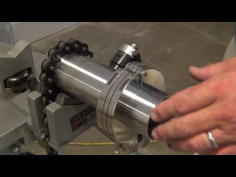 Cutting Stainless Steel Tube