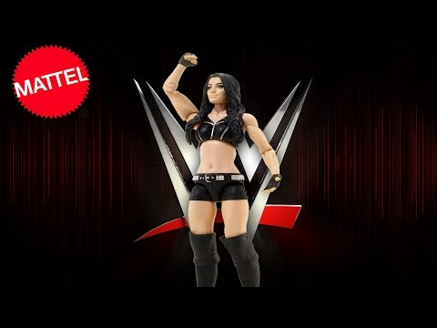 Paige Mattel WWE Basic Series 57 Unboxing & Review