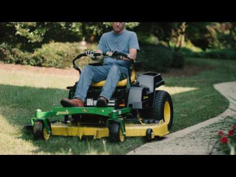 How To Level a Z500E Mower Deck | John Deere Ztrak Zero Turn Mower Maintenance