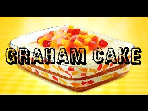 How To Make: Graham Cake