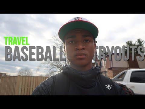 Travel Baseball Tryouts